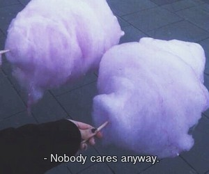 candy, care, and cotton candy image
