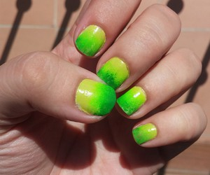 fluor, nails, and fluor nails image