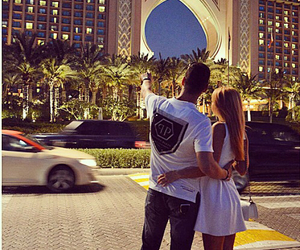 love, couple, and Dubai image