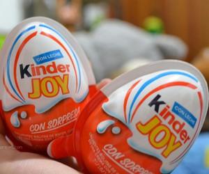 candy, kinder joy, and chocolate image