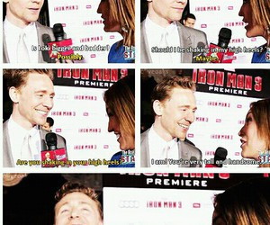 tom hiddleston and interview image