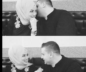girl, muslim girl, and muslim couple image