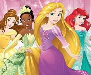 ariel, blanche-neige, and belle image