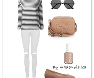 bag, fashion, and glasses image