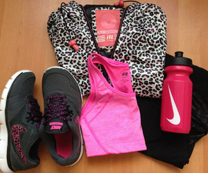 fit, running, and H&M image