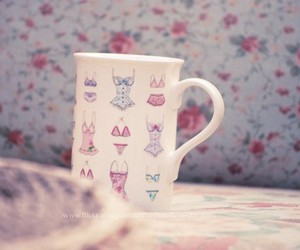 cute, cup, and fashion image