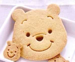 food, cute, and winnie the pooh image