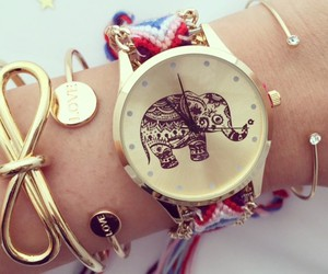 elephant, fashion, and style image