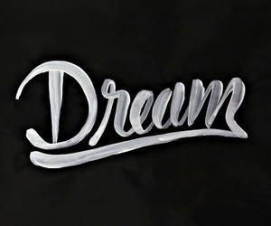 dreaming, stop, and never image