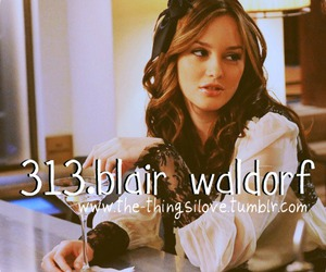beach, blair, and blair waldorf image