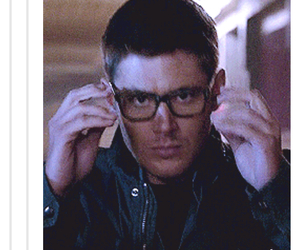 supernatural, funny, and angel image