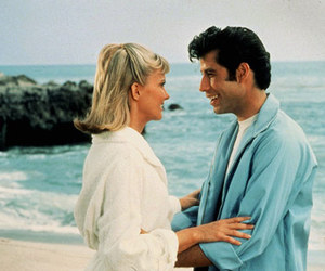 grease, love, and summer image