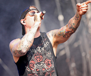 a7x, avenged sevenfold, and m. shadows image