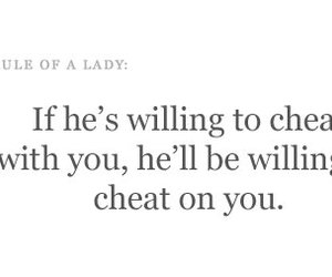 cheat and quote image