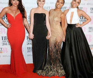 little mix, 2015, and brit awards image