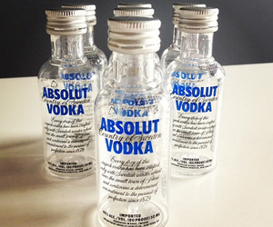 absolut, alcohol, and drink image