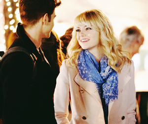 couple, emma stone, and gwen stacy image