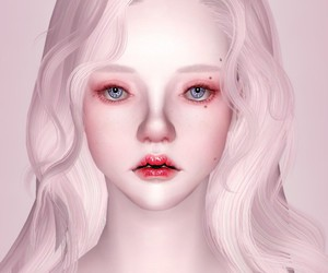 pink, sims, and sims3 image