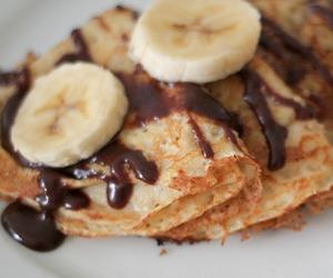 bananas, crepes, and chocolate image