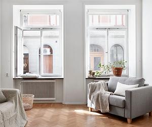 apartment, design, and chic image