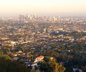 city, la, and los angeles image
