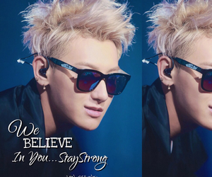 baby, kai, and stay strong image
