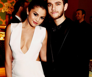 selena gomez and zedd image