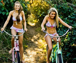 bikes and summer image