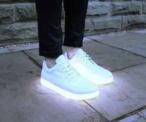 cool, shine, and sneaker image
