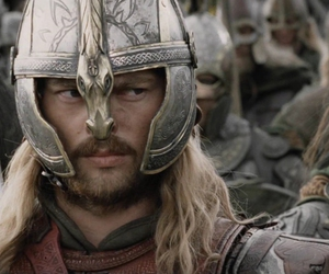 lord of the rings, LOTR, and eomer image
