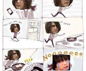 funny, japan, and visual kei image
