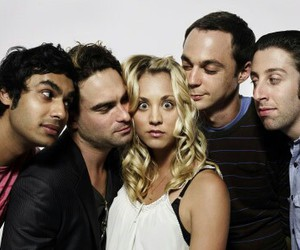 the big bang theory, big bang theory, and penny image