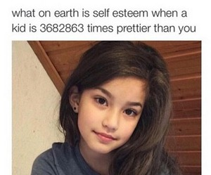 girl, pretty, and cute image