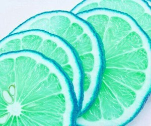 blue, lemon, and green image