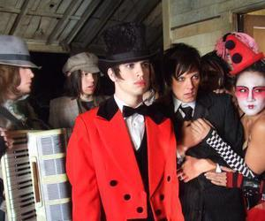 panic! at the disco, brendon urie, and ryan ross image