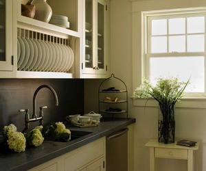 concrete, kitchen inspiration, and inspiration image