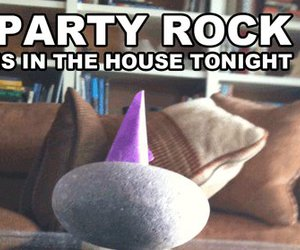 party, funny, and rock image