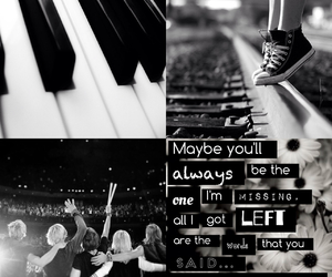 band, quote, and song image