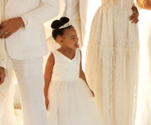 jay z, blue ivy, and blue ivy carter image
