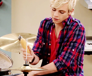 ross lynch, austin and ally, and auslly image