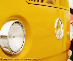 yellow, car, and photography image