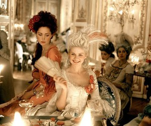 culture, fahion, and marie antoinette image
