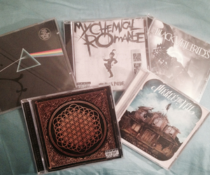 bmth, bring me the horizon, and cd image