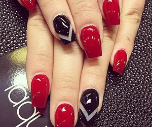 manicure, nail ideas, and nail art image