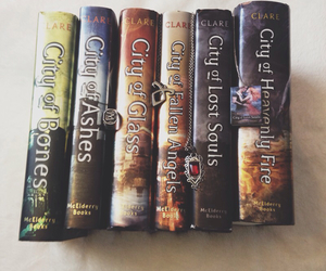 book, fandom, and shadowhunters image