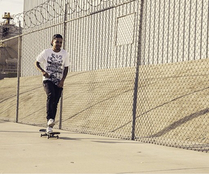 skate, skateboarding, and chaz ortiz image