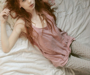 anorexia, girl, and skinny image