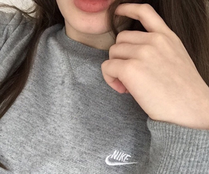 tumblr, girl, and nike image