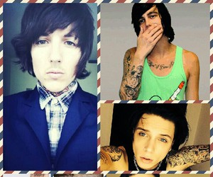 bmth, boys, and bring me the horizon image