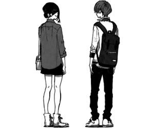 kawaii and shoujo image